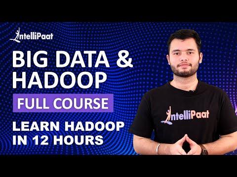 Big Data & Hadoop Full Course | Hadoop Training | Big Data Tutorial | Intellipaat