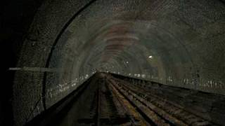 preview picture of video 'Laser Scanner Algiers Metro Tunnel'