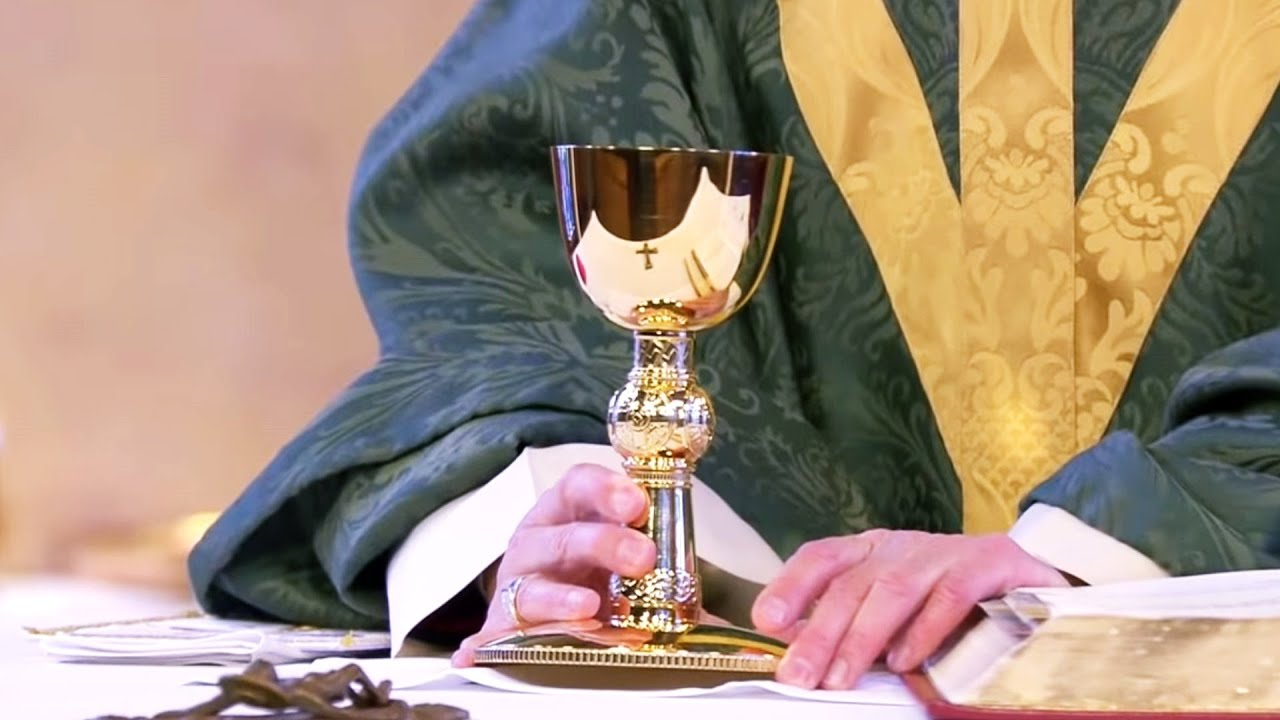 Catholic Mass Today Online Daily Mass Monday 19th October 2020
