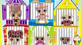 MLP Equestria Girls Find LOL Dolls Pranksta & Trouble Maker Prank Gone Wrong