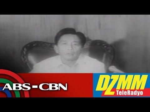 [ABS-CBN]  DZMM TeleRadyo: Batas militar sa ilalim ng 1987 constitution