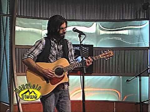 Matt Bashaw live on Mountain View Unplugged