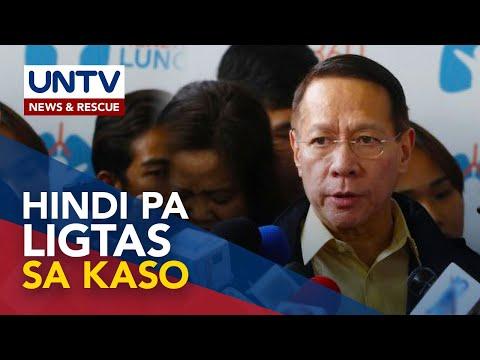 [UNTV]  Imbestigasyon sa anomalya sa PhilHealth, hindi pa tapos – Spokesperson Harry Roque
