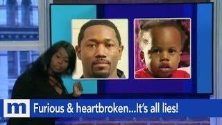Furious & heartbroken...It's all lies! | The Maury Show