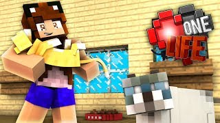 THE PET STORE 🐱 | Minecraft One Life