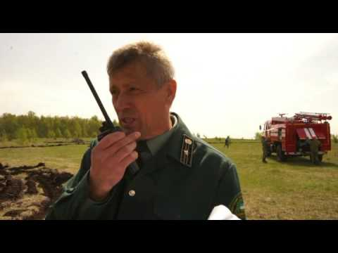 Командно-штабные учения по тушению лесных пожаров - 18.05.2017 г. (Белебеевское лесничество)
