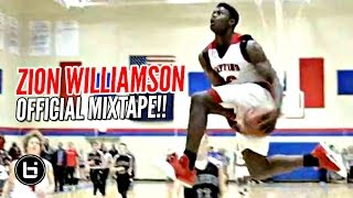 Zion Williamson is the Best Mixtape Player of our Generation!! The Next Lebron!?