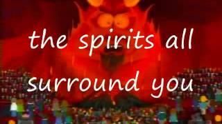The Book Of Mormon Spooky Mormon Hell Dream Lyrics