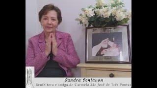 [Testemunho Sandra Shiavon – Testemunhos sobre a Serva de Deus Madre Tereza Margarida]