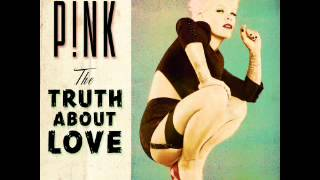 P!nk - How Come You're Not Here (Audio)