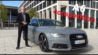 Audi A6 competition Test - Es lebe der Diesel! - Review Sound Drive