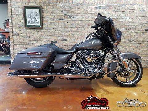 2014 Harley-Davidson Street Glide® in Big Bend, Wisconsin - Video 1