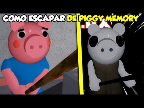 COMO ESCAPAR DE PIGGY MEMORY EL CAPITULO EXTRA DE PIGGY|LasCosasDeMikel