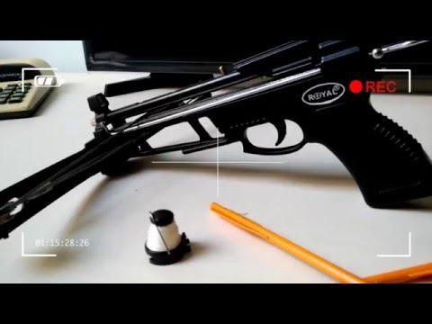 Pistola Balestra [CARRUCOLATA]