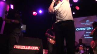 Christon Gray feat Swoope - Vanish - Northern Lights NYC Concert - NYC 2014