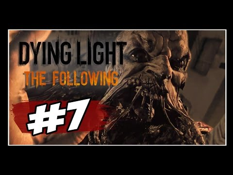 Dying Light: The Following  - Parte #7 - Casa do Adam e Malditos Pesadelos!!! [Dublado PT-BR]