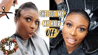 HERE'S WHY I HAD TO CUT MY HAIR ALL OFF *emotional*