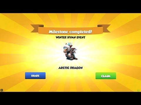 Did you get Arctic Dragon ? - Dragon Mania Legends