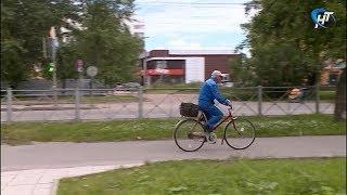 С середины июля расширен перечень тех, кто может ездить на велосипеде по пешеходным зонам