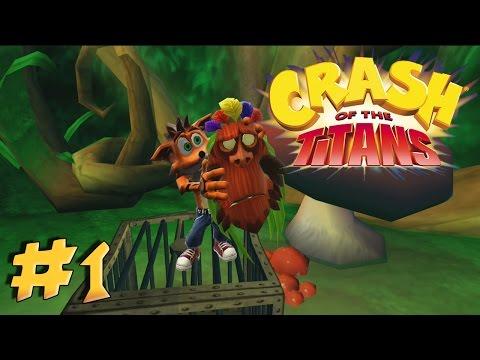 Crash of the Titans: Episode 1