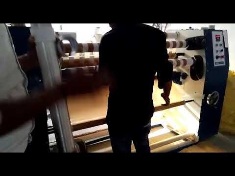 BOPP Tape Manufacturing Machine