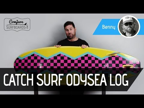 Catch Surf Odysea Log Soft Surfboard Review | Compare Surfboards