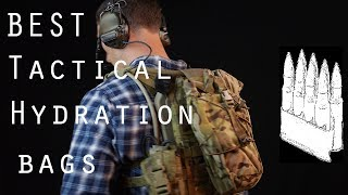 """Basics of """"Tactical"""" Hydration (IcePlate, MSR, Camelbak, Source)"""
