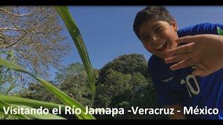 Visitando el Río Jamapa
