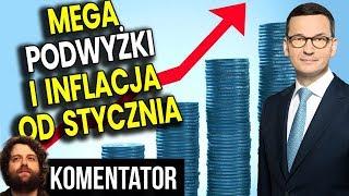 To Już Pewne: Mega Podwyżki i Inflacja od Stycznia – Analiza Komentator Pieniądze Podatki PIS ZUS PL