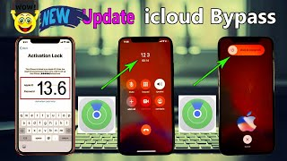 One Click Unlock iOS 13.6-12.4.8 iPhone 6 To X iCloud Activation Lock || Without Apple ID Pass ||