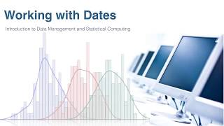 Working with Dates in SAS