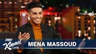 Mena Massoud on Being Egyptian & Canadian, His First Pet & New Show
