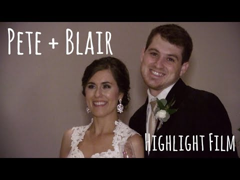 Blair + Pete | Lafayette, Louisiana | Le Pavillion