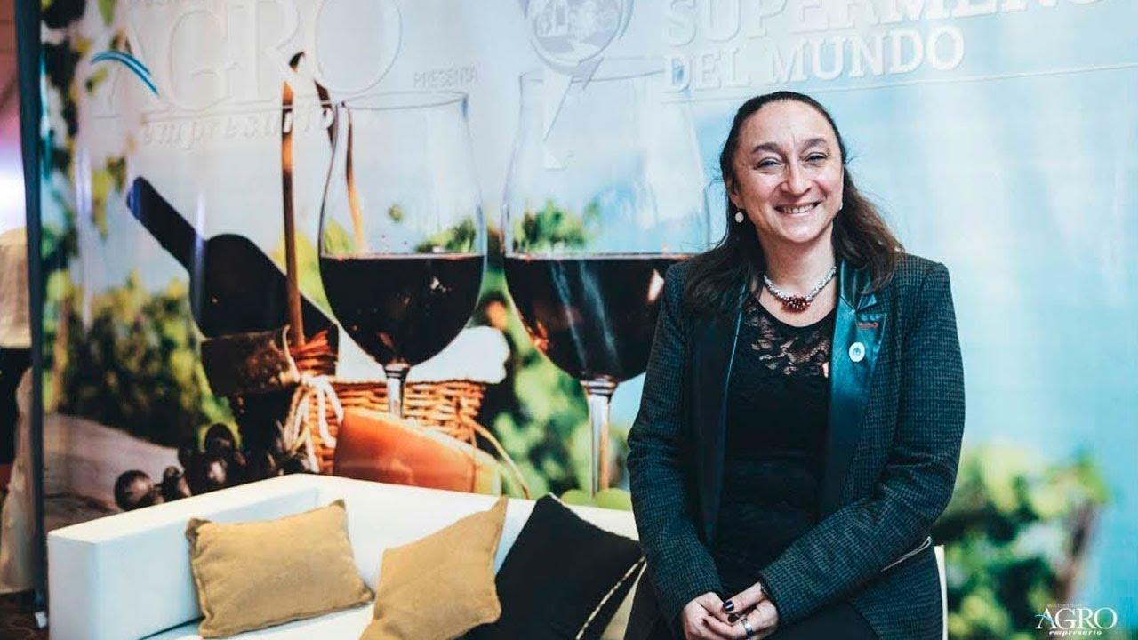 Mercedes Nimo - Subsecretaria de Alimentos y Bebidas de la Nación