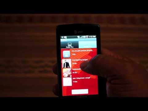 Video of RedPics Media Vault Invisible