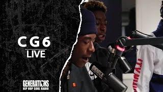 CG6   Freestyle La Zone (Live Des Studios De GENERATIONS)