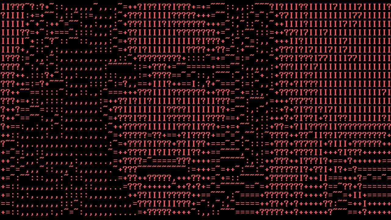 An Incredibly Trippy Ode To MS-DOS