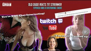 New York Minute: Old dude Rekts twitch streamer & STPeach has a existential crisis