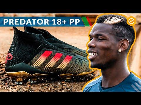 Nuova adidas PREDATOR 18+ POGBA - PP Capsule Collection 4