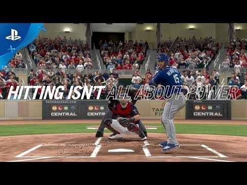 MLB The Show 19 - Gameplay Improvements | PS4 thumbnail
