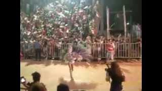 preview picture of video 'BATERIA DE CARUMBE PASO DE LOS LIBRES CTES 2015'