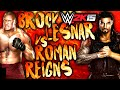 PS4: WWE 2K15 | Roman Reigns Vs Brock Lesnar