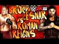 PS4: WWE 2K15 | Roman Reigns Vs Brock Lesnar