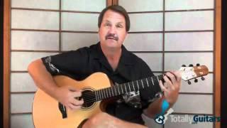 Put Down That Weapon - Guitar Lesson