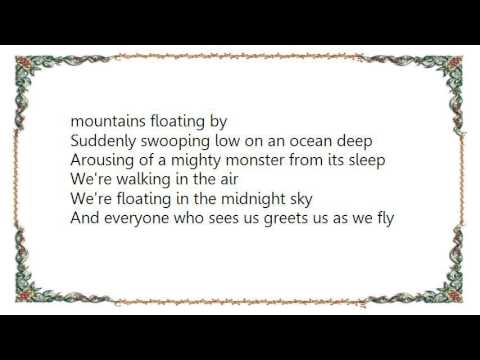 Elaine Paige - Walking in the Air From the Snowman Lyrics