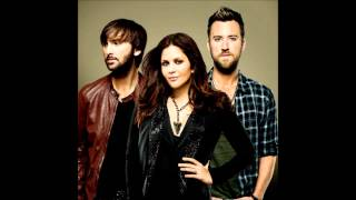 Lady Antebellum - Goodbye Town (New Song 2013) + Lyrics