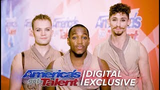 Diavolo Reflects On Their Performances On AGT - America