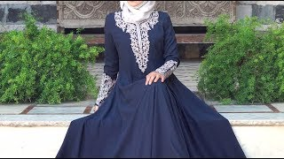 Highlights From Our Exclusive Behind The Scenes Look At Islamic Fashion!