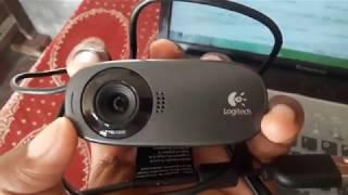 Logitech C310 HD Webcam Review 2018 - Live Recording & Video Testing