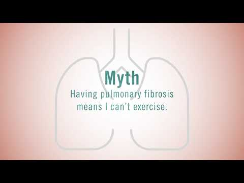 Myth #7: Having Pulmonary Fibrosis Means I Can't Exercise
